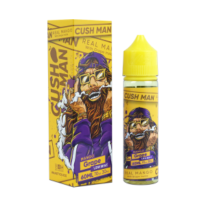 Cush Man Grape 60ml – Nasty Juice