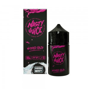 High Mint Wicked Haze 60ml – Nasty Juice