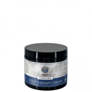 Crema pies CBD Foot Cream 250mg – Sun State Hemp