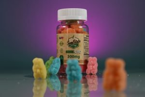 Gummi bear 300 mg | Sunstate hemp